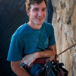 Jordan Cannon en 'Golden gate' en El Capitan (Yosemite).