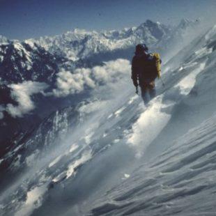 El Manaslu en estilo alpino de Jerzy Kukuczka y Artur Hajzer