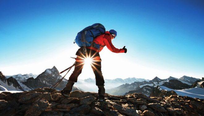 Pantalones para montaña y escalada