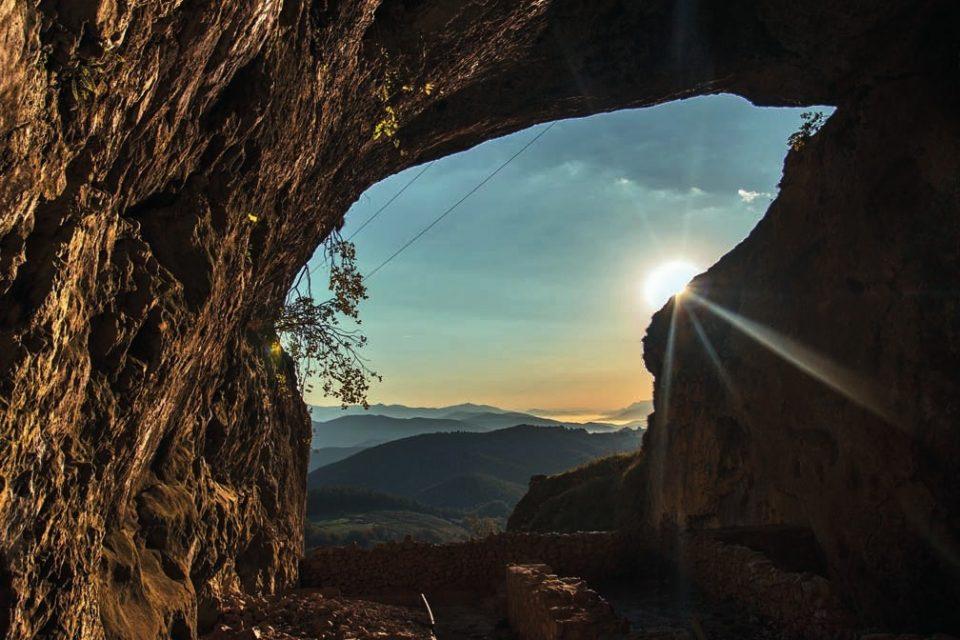 El Túnel de San Adrián