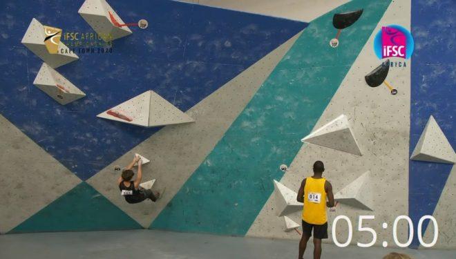Los campeones de África y Oceanía completan el listado de escaladores para Tokyo 2020