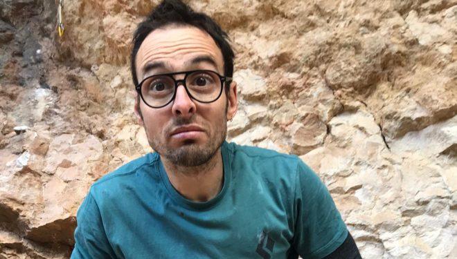 José Luis Palao 'Primo' en 'La fuerza de la gravedad' 8b trad de Vadiello.