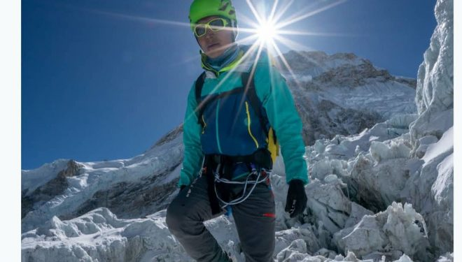 Tenji Sherpa.