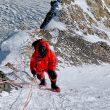 Mingma G durante la expedición al K2 invernal.
