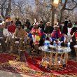 Recepción para los autores de la primera invernal del K2 en Skardu.