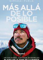 Libro de Nimsdai Purja: Más allá de lo posible