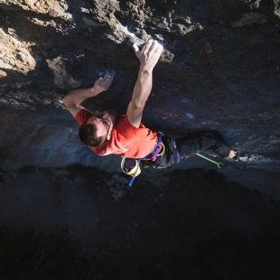 Will Bosi en 'King Capella' 9b+ de Siurana.
