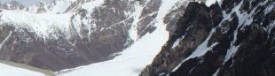 Yawash Sar II (6.178 m) en el Karakórum.