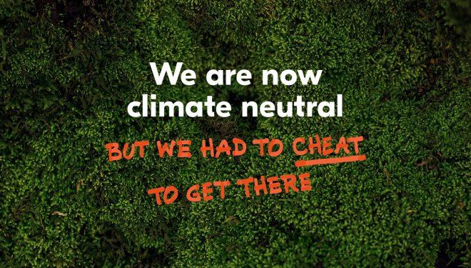 Haglöfs Neutralidad climática