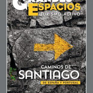 Revista Grandes Espacios nº 271. Especial Caminos de Santiago de España y Portugal