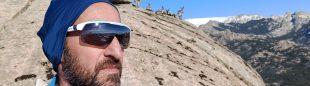 Miguel Ángel Jiménez con las gafas Traileye Pro de Evil Eye
