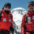 Carlos Soria y Sito Carcavilla en un momento de su expedición al Dhaulagiri 2021.