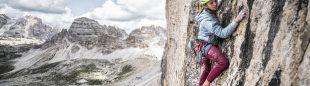 Eline en Dolomites