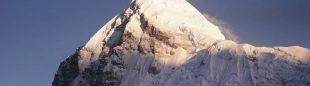 Everest en primavera de 2021.