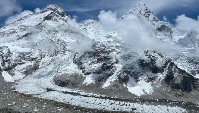 Everest en 2021.