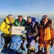 Primera cima de la primavera 2021 en el Everest.