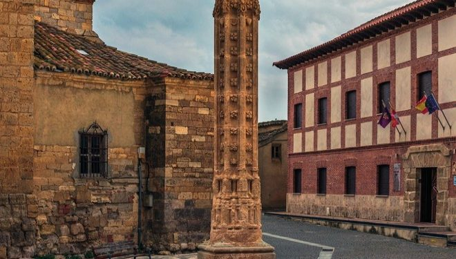 Camino de Santiago por Palencia 04