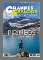 Grandes Espacios nº 273. Circuitos Trekking Pirineos