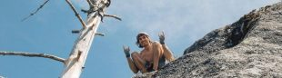 Ethan Pringle en 'Empath' 9a+ de Tahoe.