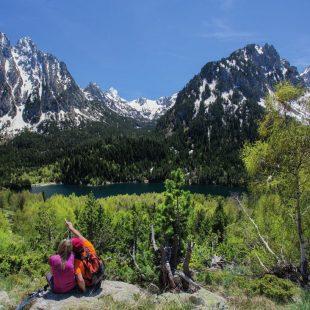 Parque Nacional D'aigüestortes I Estany De Sant Maurici. ©Oriol Clavera