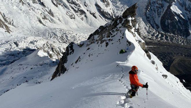 Expedición andaluza al Nanga Parbat 2021.