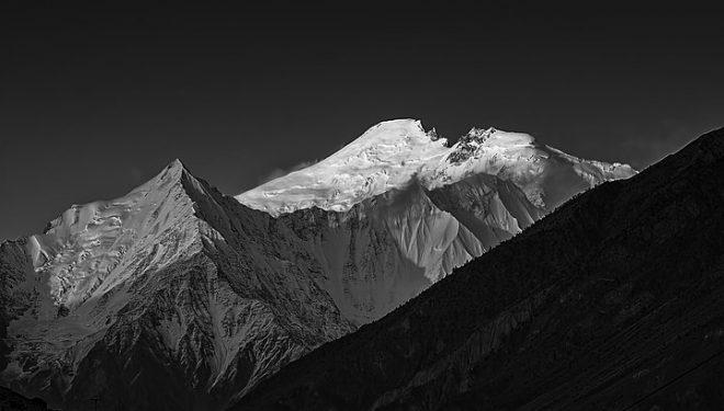 Pico Diran, Pakistán.