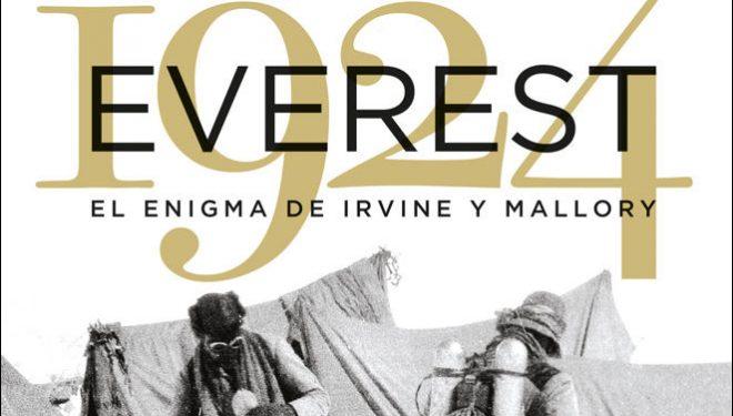 EVEREST 1924. El enigma de Irvine y Mallory por Sebastián Álvaro