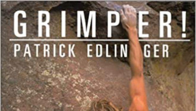 Libro Grimper! de Patrick Edlinger