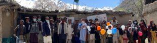 Habitantes de Shigar, objetivo del proyecto Climbing for a reason 2021