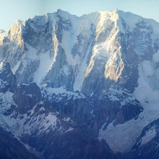 K13 o Dansam Peak (6.666 m), Karakórum.