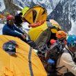 Hong-bin Kim en su expedición al Broad Peak 2021.