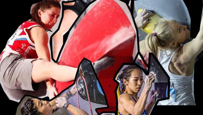 Las escaladoras favoritas en los Juegos Olímpicos de Tokyo