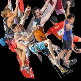 Los escaladores favoritos en los Juegos Olímpicos de Tokyo