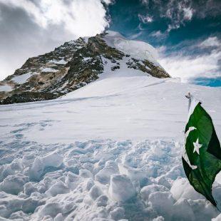Ali Sadpara, enterrado en el K2.