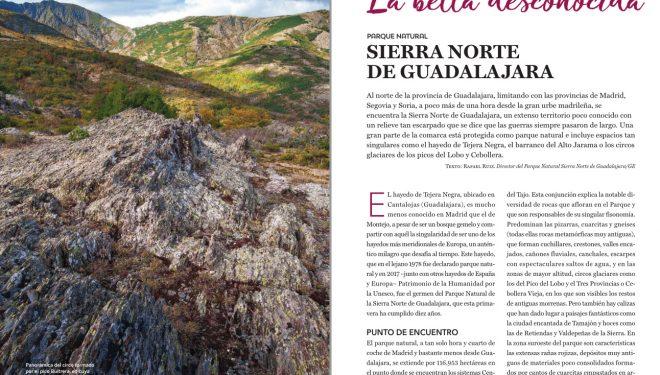 Sierra Norte de Guadalajara -GE 275