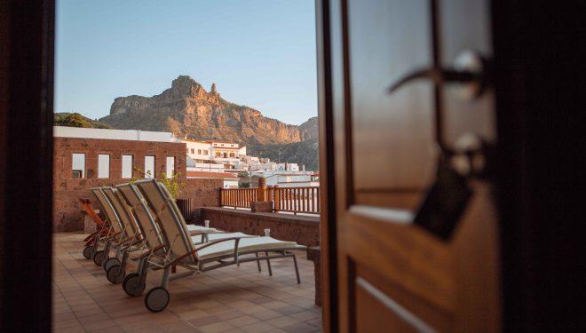 otel Rural Fonda de la Tea. Gran Canaria Natural & Active
