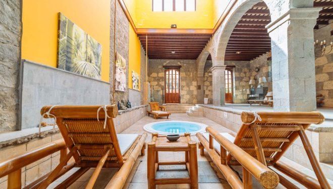 Hotel Rural la Hacienda del Buen Suceso. Gran Canaria Natural & Active.