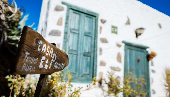 Casa Rural El Palmito.Gran Canaria Natural & Active.