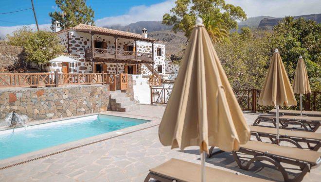 Casa Rural La Longuera. Gran Canaria Natural & Active.