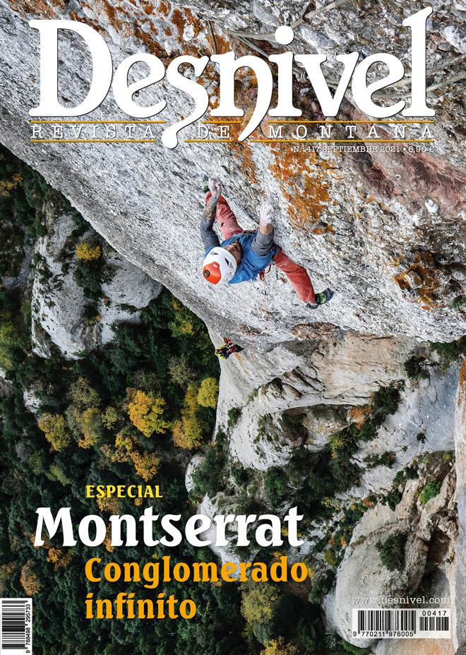 Desnivel nº 417. Especial Montserrat