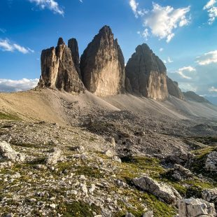 Las Tre Cime di Lavaredo (Foto: Nicolas Hojac).