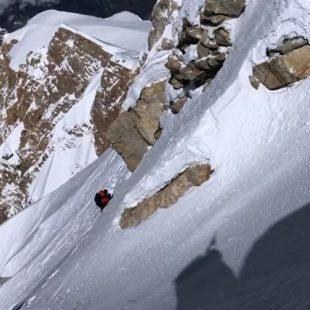 Mingma G en la primera cima verdadera del Manaslu en nueve años.