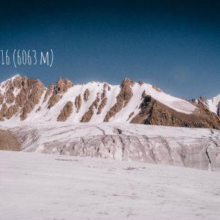 Pico 216, en el valle de Gunj-e Dur (Shimshal).