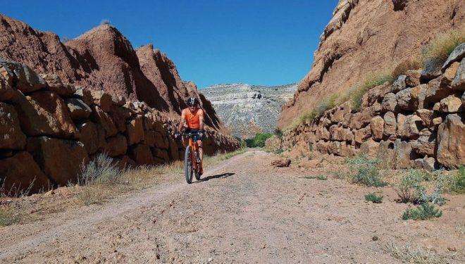 Camino del Cid para bicis gravel 01