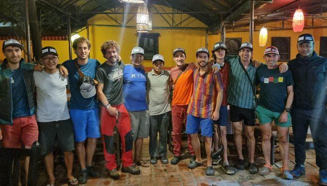 El Equipo Español de Alpinismo, en Nepal para intentar el Dorje Lhakpa.