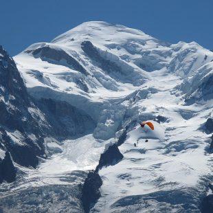 Cima del Mont Blanc.