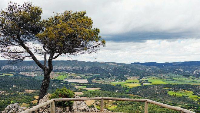 Rutas de otoño por Font Roja, Valencia