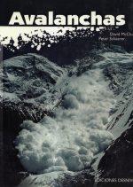 Avalanchas.  por David Mcclung; Peter Schaerer. Ediciones Desnivel