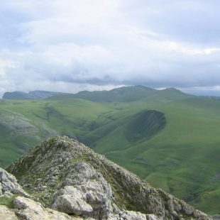 Sierra de Aralar.