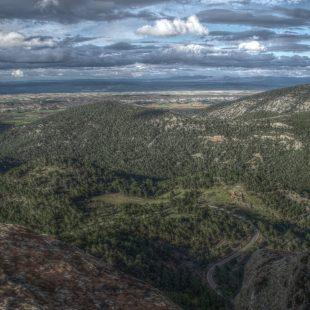Sierra de Albarracín.